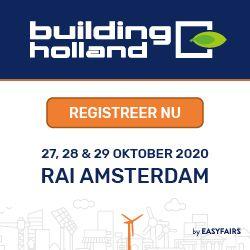 Toegangskaarten Oktober BuildingHolland 2020